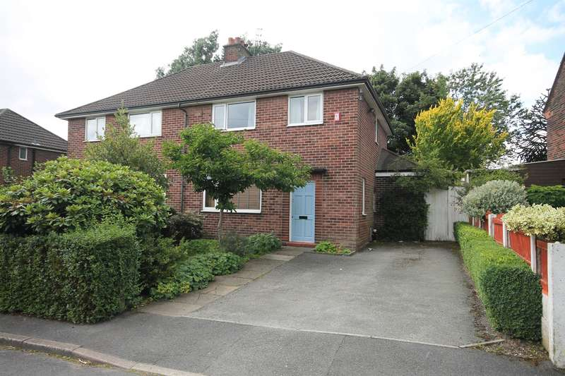 3 Bedrooms Semi Detached House for sale in Mount Pleasant Road, Farnworth, Bolton, BL4 0NU