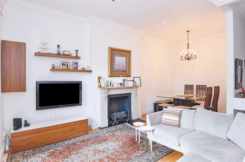 2 Bedrooms Apartment Flat for sale in Greencroft Gardens, London, NW6 3PG