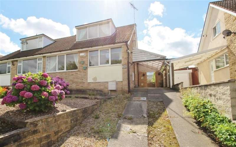 2 Bedrooms Semi Detached House for sale in High Street, Farsley, LS28