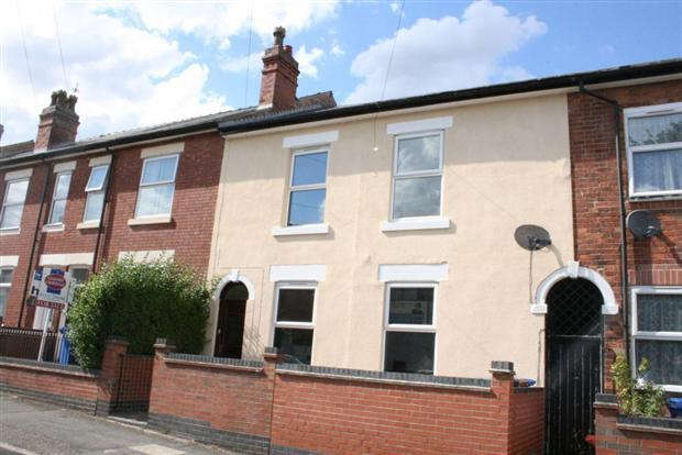 4 Bedrooms Terraced House for sale in Harrington Street, Pear Tree, Derby, DE23