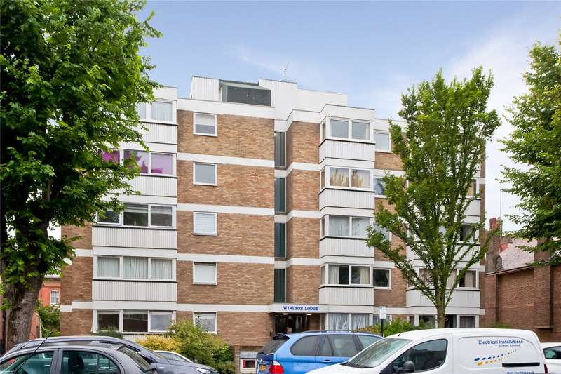 1 Bedroom Flat for sale in Windsor Lodge, 26-28 Third Avenue, Hove, East Sussex, BN3