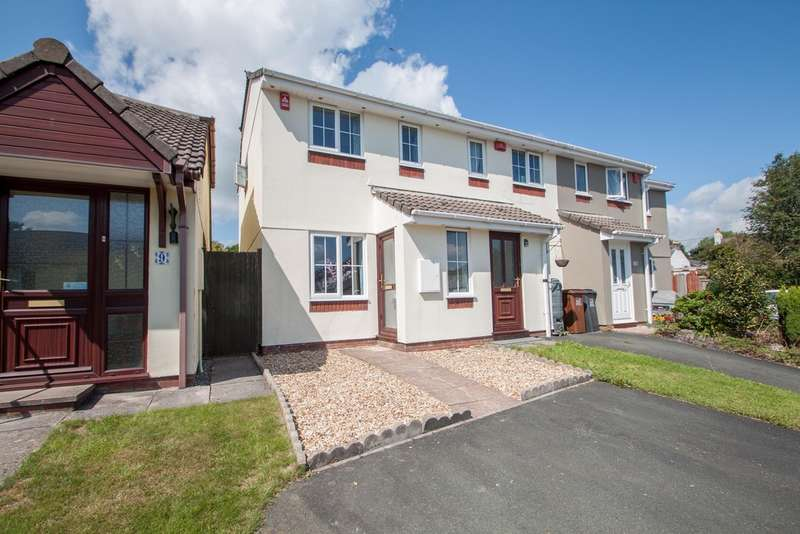 2 Bedrooms End Of Terrace House for sale in Roborough, Plymouth