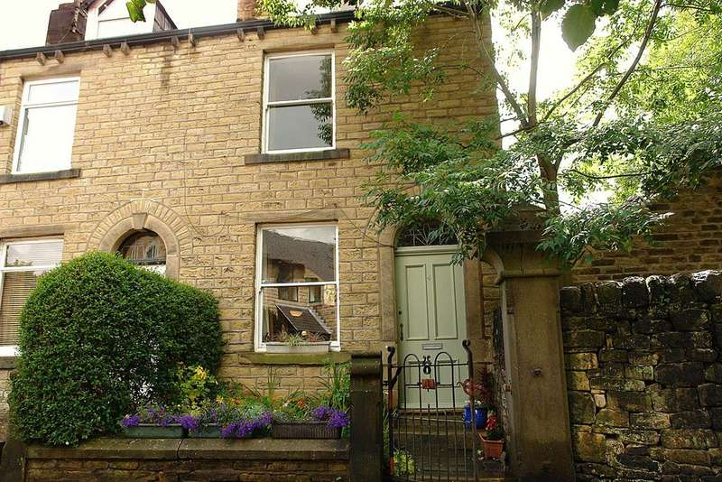 3 Bedrooms End Of Terrace House for sale in Mill Street, Uppermill, Saddleworth