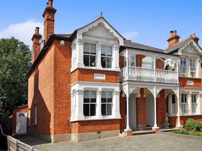 4 Bedrooms House for sale in Priests Lane, Shenfield