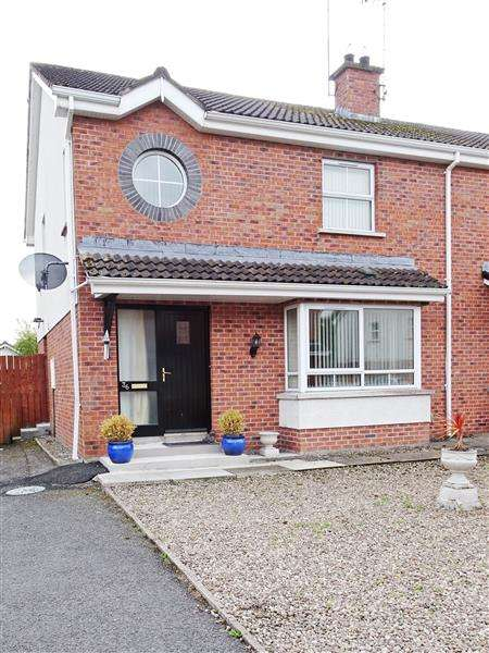 3 Bedrooms Semi Detached House for sale in 36 Ashdale