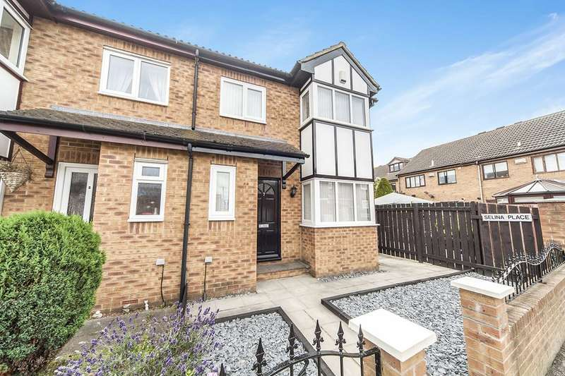 3 Bedrooms Semi Detached House for sale in Selina Place, Roker, Sunderland, SR6