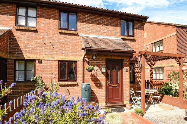 1 Bedroom End Of Terrace House for sale in Dutch Barn Close, Stanwell, Staines-upon-Thames