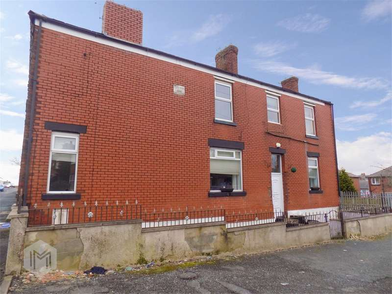 1 Bedroom Apartment Flat for sale in Buckley Lane, Farnworth, Bolton, BL4