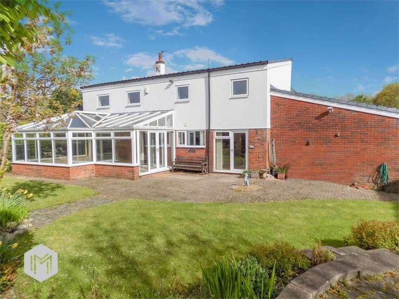 4 Bedrooms Detached House for sale in The Farthings, Astley Village, Chorley, PR7