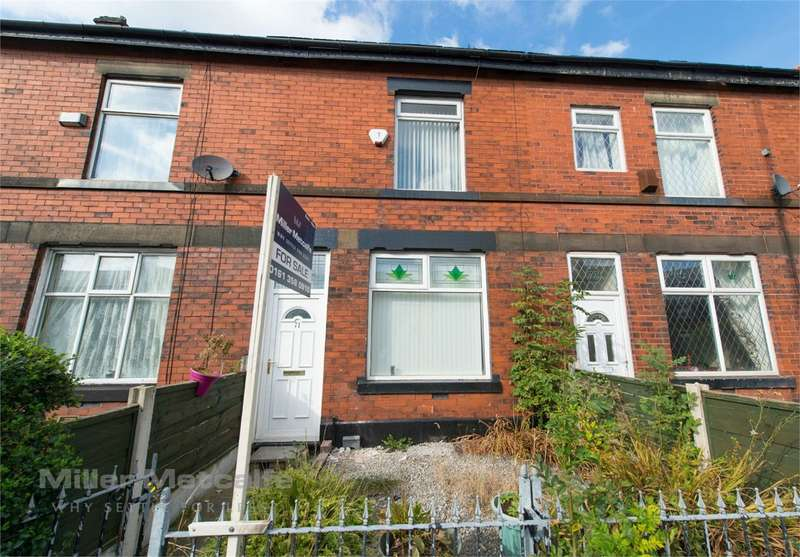 2 Bedrooms Terraced House for sale in Rochdale Old Road, Bury, BL9