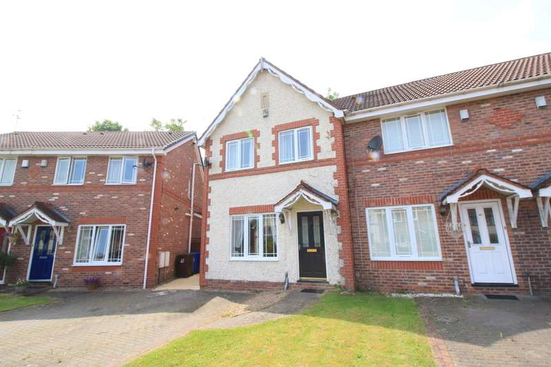 3 Bedrooms Town House for sale in Border Brook Lane, Worsley, Manchester, M28