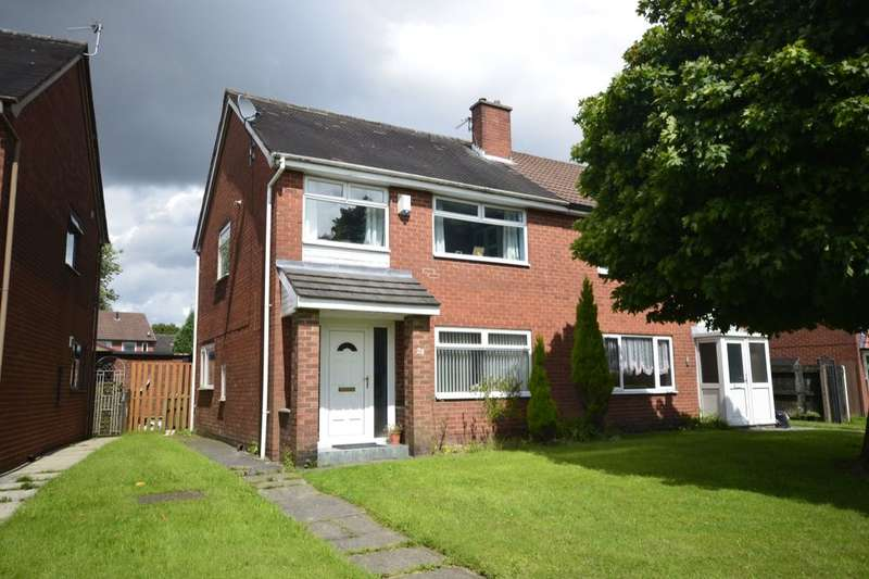 3 Bedrooms Semi Detached House for sale in Starling Drive, Farnworth, Bolton, BL4
