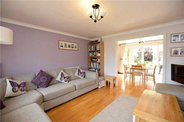 4 Bedrooms Semi Detached House for sale in Fettiplace Road, Marcham, ABINGDON, Oxfordshire, OX13 6PL