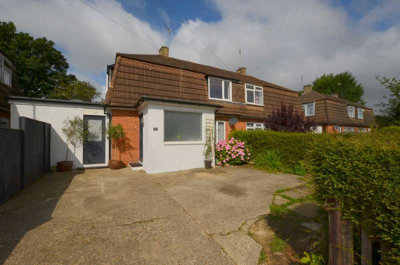 3 Bedrooms Semi Detached House for sale in Patterson Road, Chesham HP5