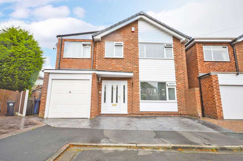 4 Bedrooms Detached House for sale in The Mere, Cheadle Hulme