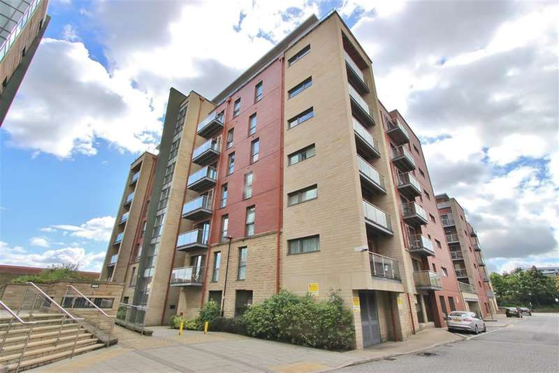 1 Bedroom Flat for sale in Porter Brook House, Ecclesall Road, Sheffield, S11 8HW