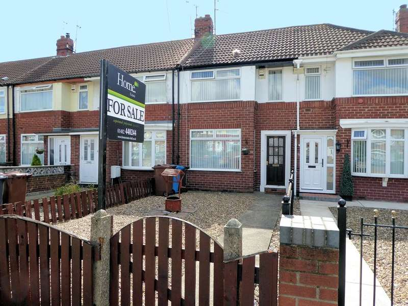 3 Bedrooms House for sale in Hotham Road South, Hull, HU5 5UE