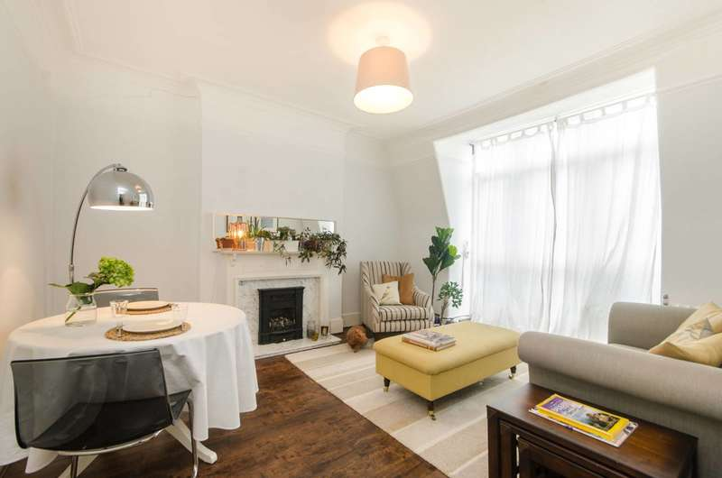 2 Bedrooms Flat for sale in Shoot Up Hill, Willesden Green, NW2