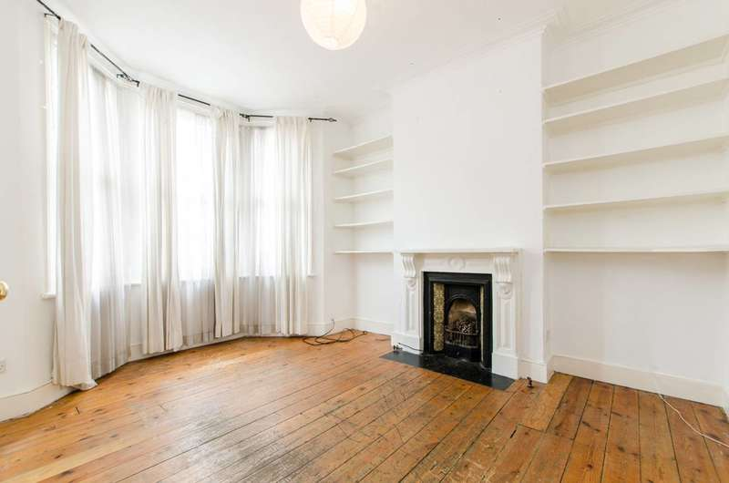 4 Bedrooms House for sale in Strathleven Road, Clapham, SW2