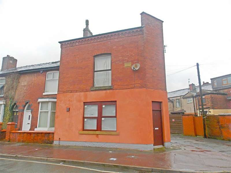 3 Bedrooms Terraced House for sale in Devon Street, Bolton, BL2