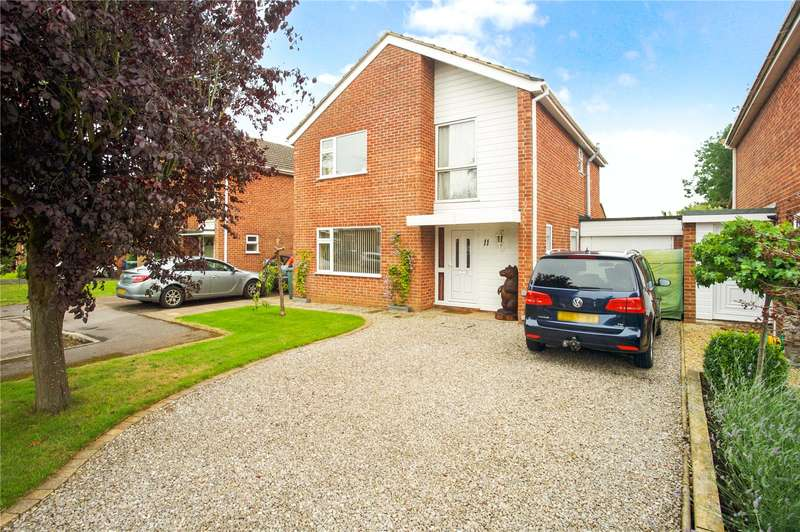 4 Bedrooms Detached House for sale in The Daedings, Deddington, Banbury, Oxfordshire, OX15