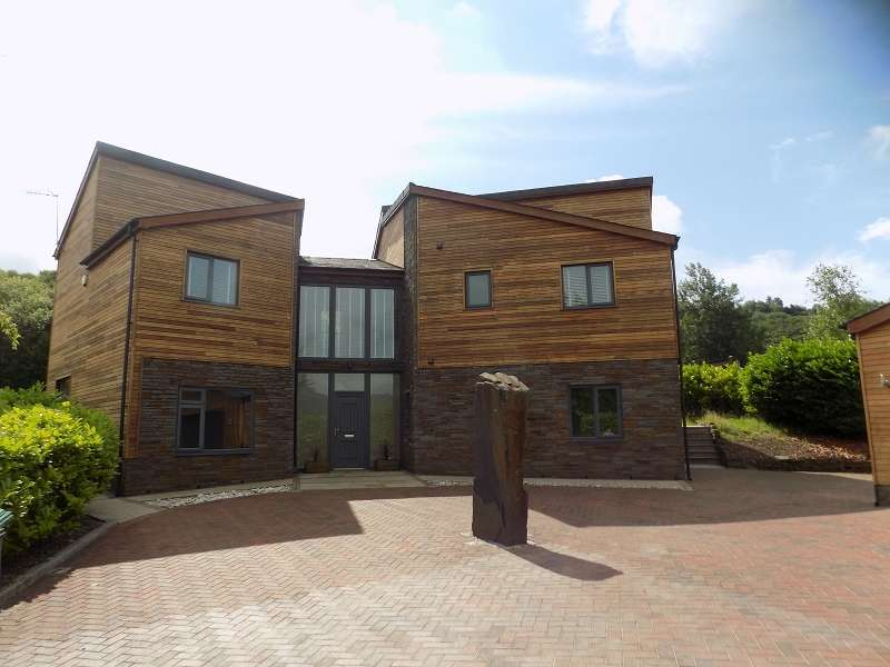4 Bedrooms Detached House for sale in Forest Lodge Lane, Cwmavon, Port Talbot, Neath Port Talbot. SA13 2RX