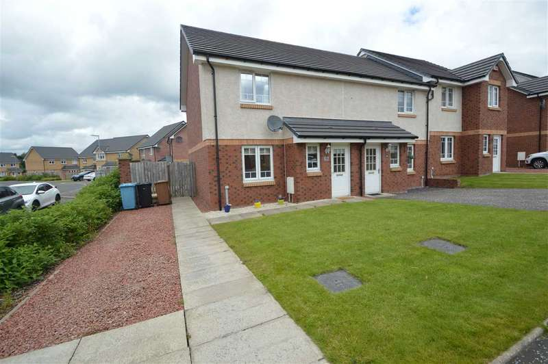 2 Bedrooms End Of Terrace House for sale in Wilkie Drive, Holytown