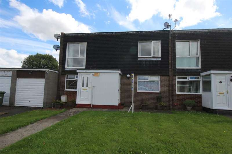 2 Bedrooms Flat for sale in Alexandra Way, Hall Close Chase, Cramlington