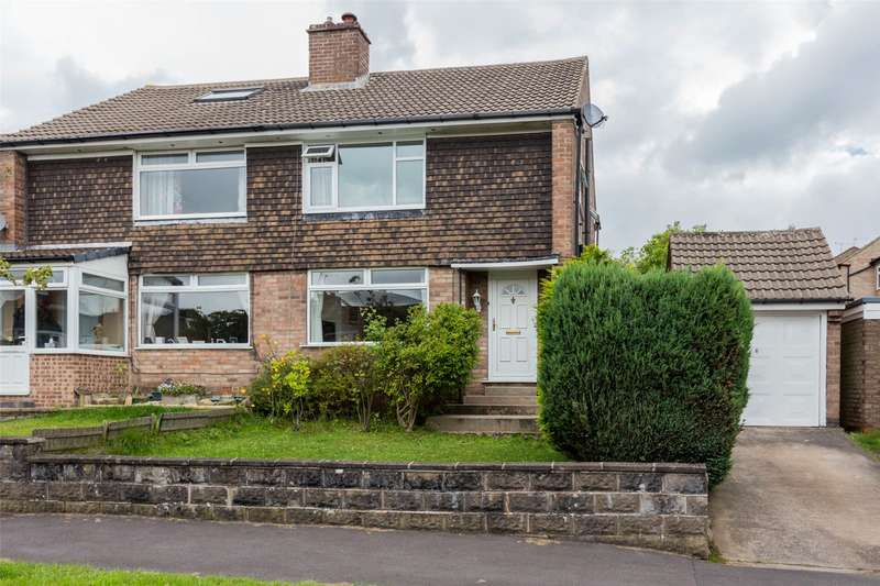 3 Bedrooms Semi Detached House for sale in St. Albans Drive, Sheffield, South Yorkshire, S10