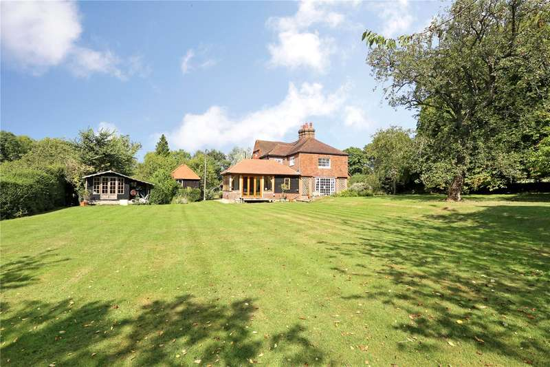 5 Bedrooms Detached House for sale in Froggetts Lane, Walliswood, Dorking, Surrey, RH5