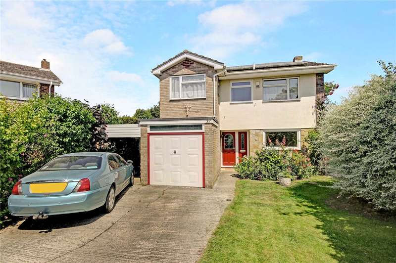 4 Bedrooms Detached House for sale in Pentlands, Kintbury, Hungerford, Berkshire, RG17