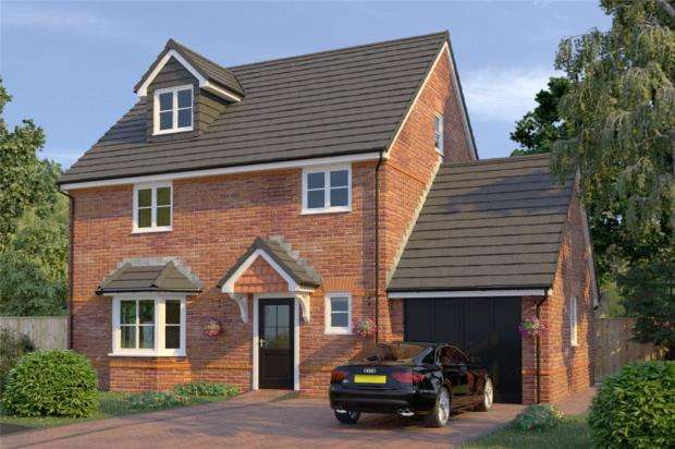 4 Bedrooms Detached House for sale in New Road, Ascot, Berkshire