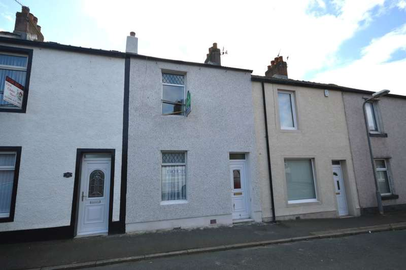 2 Bedrooms Property for sale in Salisbury Street, Workington, CA14