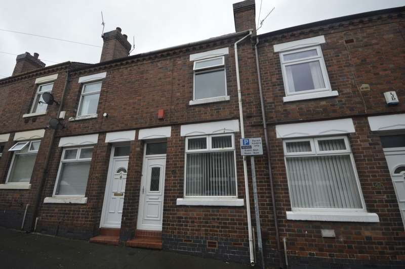 2 Bedrooms Property for sale in Holly Place, Fenton, Stoke-On-Trent, ST4