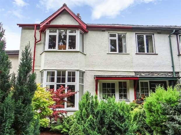 3 Bedrooms Semi Detached House for sale in Penrith Road, Keswick, Cumbria