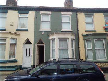 3 Bedrooms House for sale in Romer Road, Liverpool, Merseyside, L6
