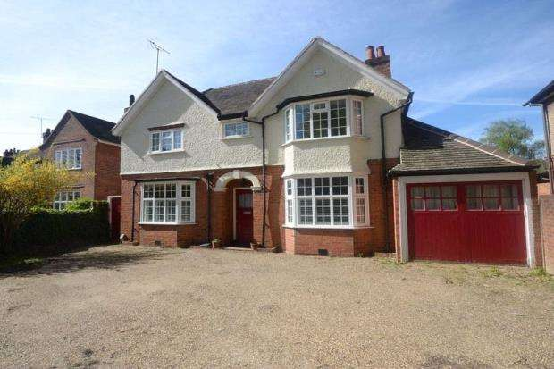 4 Bedrooms Detached House for sale in Shinfield Road, Reading, Berkshire
