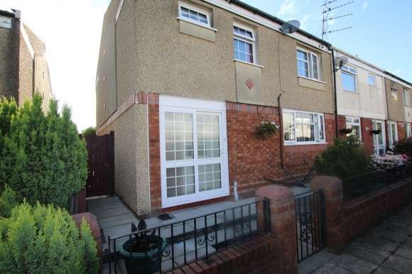 4 Bedrooms End Of Terrace House for sale in Domville, Whiston, Prescot