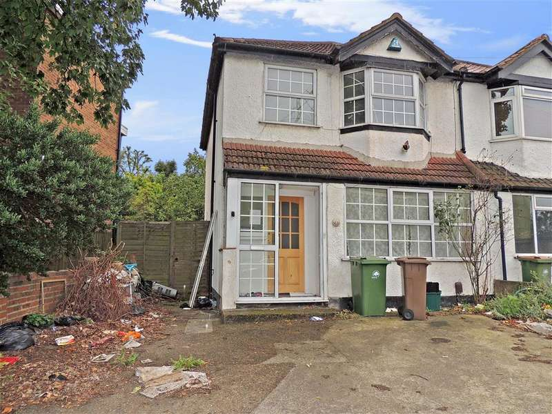 3 Bedrooms Semi Detached House for sale in Erskine Road, , Sutton, Surrey