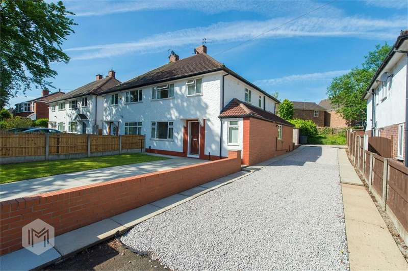 5 Bedrooms Semi Detached House for sale in Old Clough Lane, Worsley, Manchester, M28