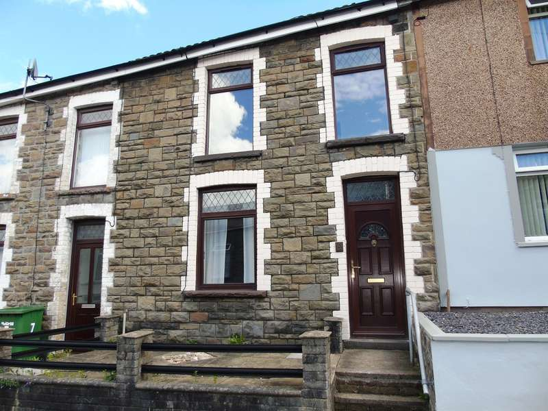 3 Bedrooms Property for sale in Mary Street, Pontypridd