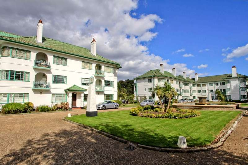2 Bedrooms Ground Flat for sale in Pinner Court, Pinner