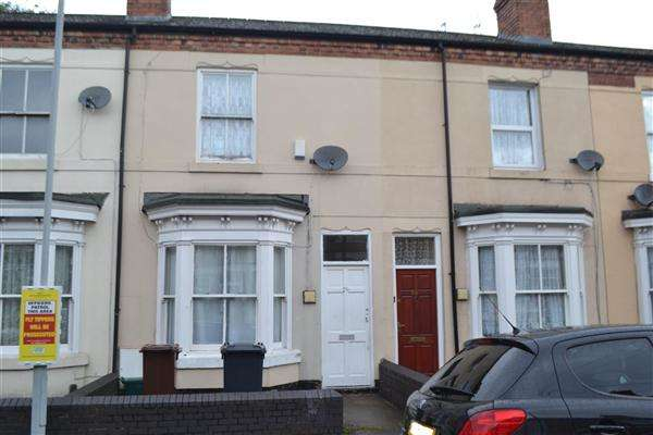 3 Bedrooms Terraced House for sale in Bright Street, Whitmore Reans, Wolverhampton
