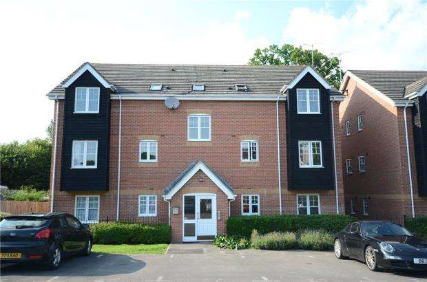 2 Bedrooms Apartment Flat for sale in Howell Close, Arborfield, Reading