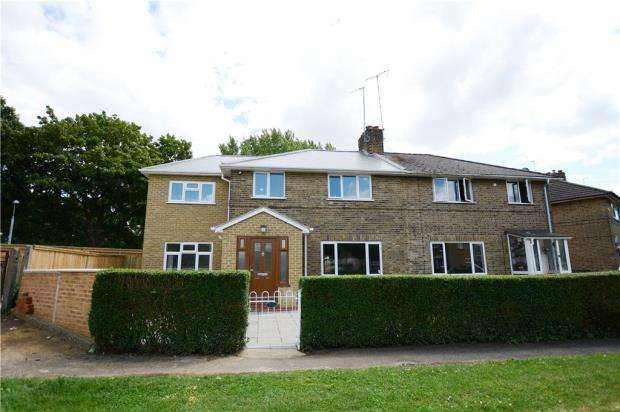 5 Bedrooms Semi Detached House for sale in Whitethorn Place, West Drayton
