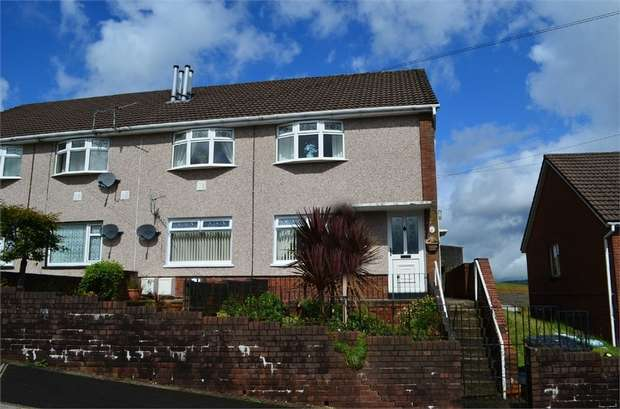 2 Bedrooms Flat for sale in Maesgwyn, Aberdare, Mid Glamorgan