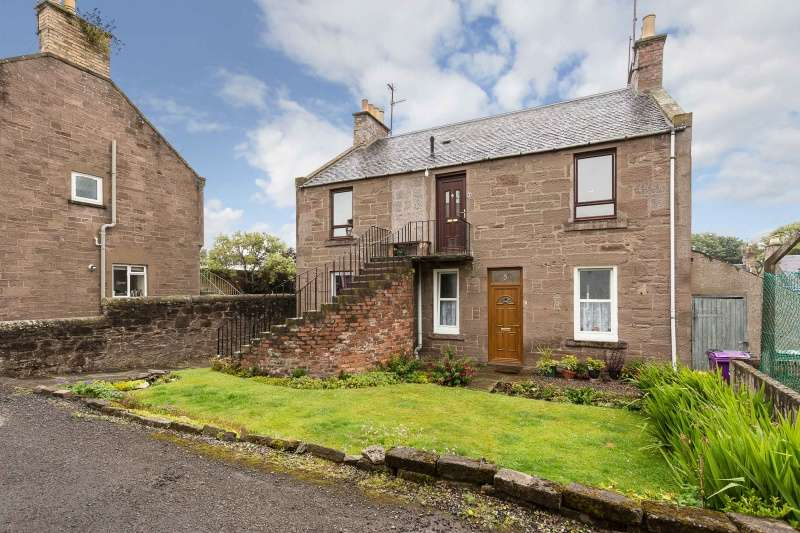 3 Bedrooms Flat for sale in MacGregor Street, Brechin, Angus, DD9 6AB