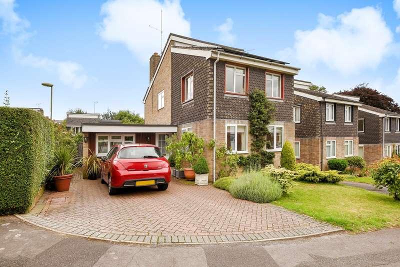 3 Bedrooms Link Detached House for sale in Damer Gardens, Henley-On-Thames, RG9
