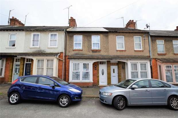 2 Bedrooms Terraced House for sale in Raymond Road, St James, NORTHAMPTON