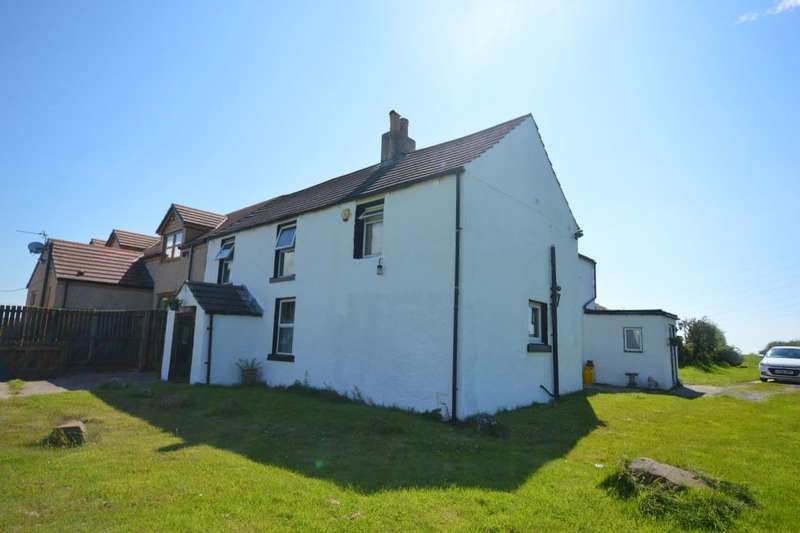 4 Bedrooms Semi Detached House for sale in Hall Cat Farm, Lowca, Whitehaven, CA28